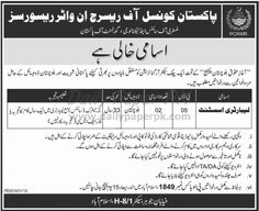 Jobs in Pakistan Council of Research in Water Resources, Islamabad For #jobs detail and how to apply: #paperpk http://www.dailypaperpk.com/jobs/222183/jobs-pakistan-council-research-water-resources-islamabad