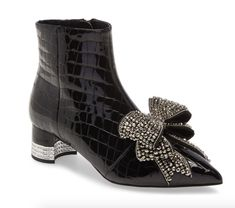 STYLECASTER | statement shoes | sparkly shoes | statement heels | sparkly heels | New Year's even shoes | New Year's eve heels | party shoes | party heels Glitter Boots, Sparkly Shoes, Nina Shoes, Jeweled Sandals, Silver Heels, Tory Burch Flats, Black Booties, Jeffrey Campbell, Nordstrom