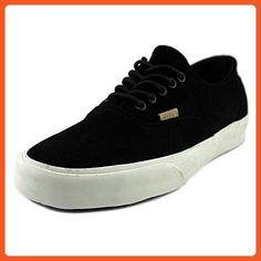 ce176c03caa928 Vans Era Decon Ca Raw Suede Black   Cork Ankle-High Suede Fashion Sneaker -