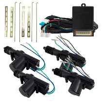 Kit Trava Eletrica Positron 4 Portas Tr410 Dupla Universal