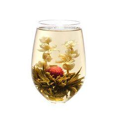 Fleurs de thé COUP DE FOUDRE pack de 12  Beauté et santé en