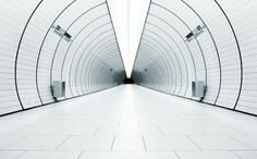 """Whiteout"" ~ Hans Findling (Location: Metro station ""Marienplatz"" @ Munich)"
