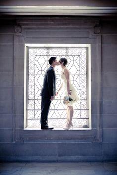 San Francisco City Hall Wedding photographed by Rebecca Wilkowski Photography. www.RebeccaWilkowski.com