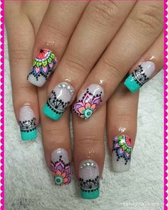 (notitle) The post appeared first on Berable. Beautiful Nail Art, Manicure And Pedicure, Nail Designs, Nails, Beauty, Style Ideas, Work Nails, Lace Nails, Toe Nail Art