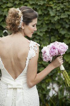 Detalle de vestido : Vero!  www.lasdemiero.com
