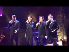 IL Divo 'Love Changes Everything' live Nottingham 24.10.14 HD - YouTube