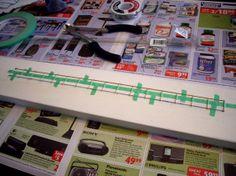 HO Scale Model Train Scenery Items from http://modelleisenbahn-figuren.com
