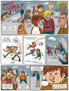 """""""Momento de Glória"""" (with Sérgio Marques) page #1"""