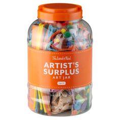 Artist's Surplus Jar  | The Land of Nod $29
