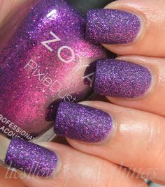 Zoya Carter #abeautyfeature | See more nail designs at http://www.nailsss.com/acrylic-nails-ideas/2/