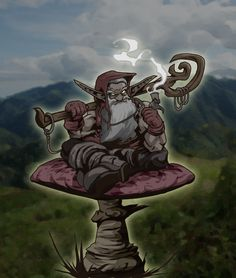 Tumblr Creatures 3, Mythical Creatures, Hobgoblin, Elves, Enchanted, Grunge, Tumblr, Anime, Fictional Characters