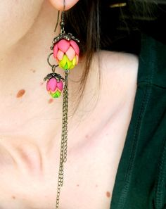 beautiful earrings by Ciupakabra