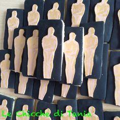 Oscar award cookies
