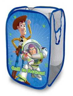 Disney Toy Story Pop Up Hamper -- You can find more details by visiting the image link.