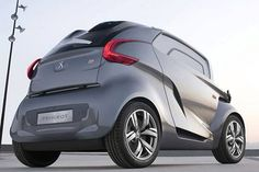 Peugeot's BB1 Electric Micro Car – the future of electrical urban mobility  Peugeot BB1 Electric Car - front photo The BB1 is Peugeot's fora...