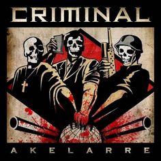 THRASHDEATHGERA: Criminal - Akelarre (2011), Death/Thrash Metal