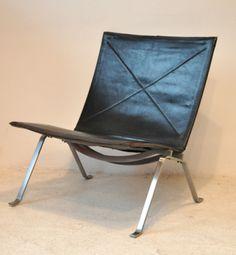 poul kjaerholm pk22 chair for e kold christensen