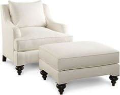 Harper Chair - Chairs and Chaises - Living Room  Thomasville 32w x 37d x 34h