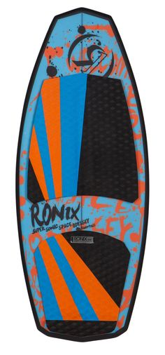 Ronix Super Sonic Space Odyssey Wakesurfer - Power Tail 2017