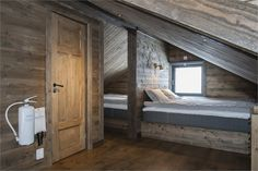 Architecture – Enjoy the Great Outdoors! Attic Bedroom Designs, Attic Bedrooms, Architectural Design Studio, Architect Design, Plan Chalet, Cedar Homes, Forest House, Cottage Interiors, Cabin Homes