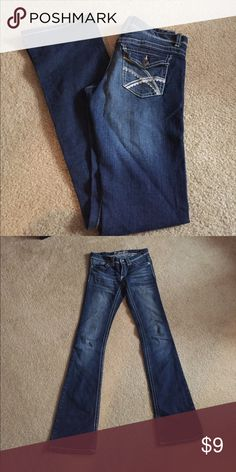 Rue 21 mid rise bootcut jeans