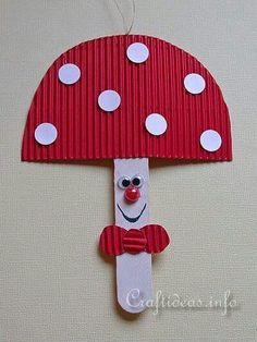 - DIY making ideas - Fall Crafts For Kids Autumn Crafts, Fall Crafts For Kids, Summer Crafts, Art For Kids, Kids Crafts, Popsicle Stick Crafts, Craft Stick Crafts, Easy Crafts, Diy And Crafts