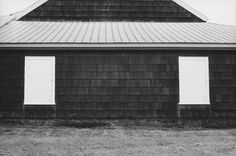 Exhibition - Ellsworth Kelly - Works in Exhibition - Matthew Marks Gallery Ellsworth Kelly, Gelatin Silver Print, Urban Landscape, Monochrome, Art Photography, It Works, Barn, Outdoor Structures, Abstract