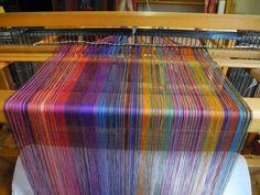 Bonnie Tarses | Color Horoscope Weaving