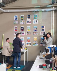 """PLAY9 Studios on Instagram: """"Lights, camera, action at PlayHQ with the crew from @aubydesign ☆  #FlashbackFriday #play9studios #aubydesign #PlayHQ #behindthescenes"""" Back Friday, Behind The Scenes, Studios, Photo Wall, Action, Lights, Frame, Instagram, Picture Frame"""