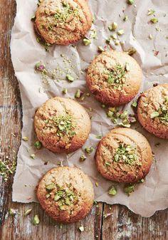 Den Honig z.B. gegen Ahornsirup ausauschen dann ist das Rezept vegan Tahini Cookies Rezept