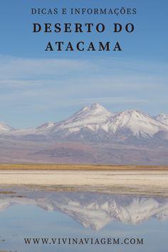 O Deserto do Atacama é um lugar incrível, com paisagens únicas e belezas naturais exuberantes. É um daqueles lugares que você não acredita ser real até conhecer pessoalmente. Sua paisagem árida em contraste com a natureza rica, torna tudo mais especial. Um lugar que todos deveriam visitar pelo menos uma vez na vida.