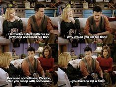 """On the horror of having a crazy roommate. 