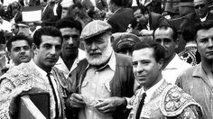 - Do you know which Spanish city was favourite? Ernest Hemingway, Murcia, Nostalgia, Pamplona, History, Couple Photos, Youtube, Google Search, Documentary