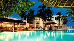 Bamburi Beach Hotel, Kenya via firstchoice.co.uk