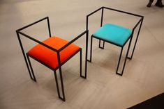 Unique chair design resource to help you become lovely Welded Furniture, Iron Furniture, Steel Furniture, Unique Furniture, Home Decor Furniture, Furniture Design, Plywood Furniture, Furniture Stores, Decoupage Furniture