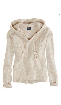 Hoodie sweater