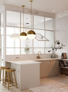 Our team has gathered some samples of chic kitchen ideas to show you some approa. - Our team has gathered some samples of chic kitchen ideas to show you some approa… Unser Team hat - Retro Home Decor, Home Decor Kitchen, Cheap Home Decor, Diy Home Decor, Kitchen Design, Kitchen Ideas, Kitchen Tables, Diy Kitchen, Decor Crafts