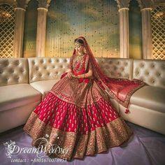 name of indian wedding dress Indian Bridal Outfits, Indian Bridal Fashion, Indian Bridal Wear, Indian Wear, Indian Wedding Lehenga, Bridal Lehenga Choli, Red Lehenga, Designer Bridal Lehenga, Bridal Poses