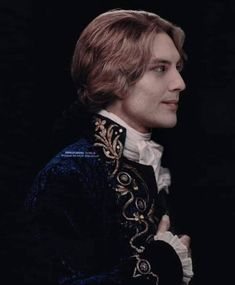 To be honest is the only person who would be able to play this role as brilliantly as Tom Cruise did. Maybe even better than him. Tom Cruise, American Horror Story, Vampires, Lestat And Louis, The Vampire Chronicles, Interview With The Vampire, A Discovery Of Witches, Ferns, Actors & Actresses