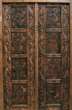297 Best Carving Images Entry Doors Entrance Doors Front Doors