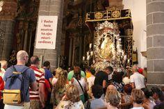 Canarias7. Galerías de fotos: El día de Las Marías mantiene la fiesta en Teror