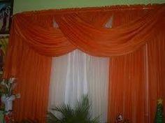 Resultado de imagen para como hacer cortinas elegantes para salas