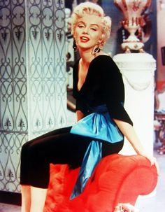 Marilyn in There's No Business Like Show Business, 1954   Marilyn Monroe