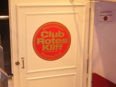 Club Rotes Kliff...come in