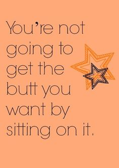 Sad but true. More fitness inspiration here: http://thestir.cafemom.com/healthy_living/157590/12_inspiring_fitness_quotes_to?utm_medium=sm_source=pinterest_content=thestir