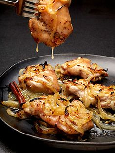 Fifty Shades of Grey Inspires a Naughty Chicken Cookbook - Mustard Spanked Chicken & Dripping Thighs are 2 of the recipes here.