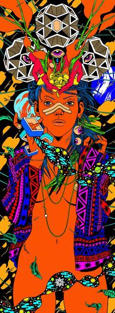 Illustrator: Bicicleta Sem Freio