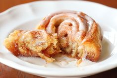 The most popular cinnamon bun recipe on Pinterest in 2014!!!