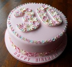 60 Mouth-Watering & Stunning Happy Birthday Cakes for You