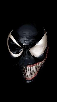 Venom Spiderman, Marvel Venom, Android Phone Wallpaper, Wallpaper Iphone Cute, Dark Iphone Backgrounds, Iphone Wallpapers, Tom Hardy, Wallpaper Cave, Pin On
